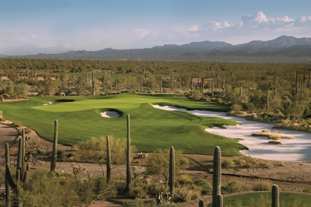 Arizona Golf Course List - Dove Mountain Ritz-Carlton Golf Course - Arizona Golf Authority