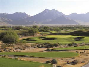 famous hole #16 stadium hole at TPC Scottsdale - Stadium Course