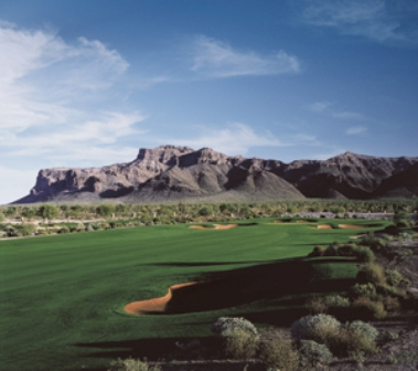 Superstition Mountain Golf Club in Arizona