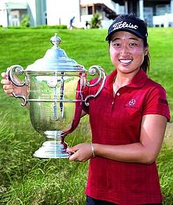 Womens Amateur Publinks Champion Kyung Kim - Arizona Golf Authority
