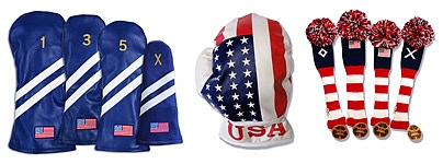 AB Golf Patriotic Designs - Arizona Golf Authority