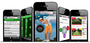 GolfLogix and Golf Digest Live