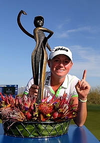 Stacy Lewis 2013 Founders Cup - Arizona Golf Authority