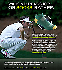 Masters Golf Socks - KENTWOOL